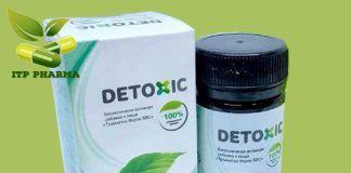 Thuốc Detoxic của Nga diệt kí sinh trùng