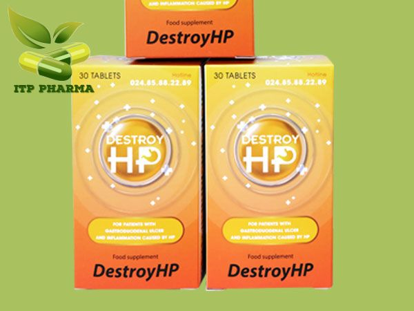 Destroy HP