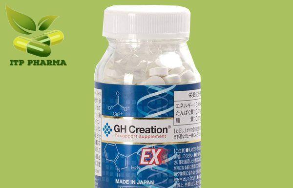 Thuốc tăng chiều cao GH Creation EX