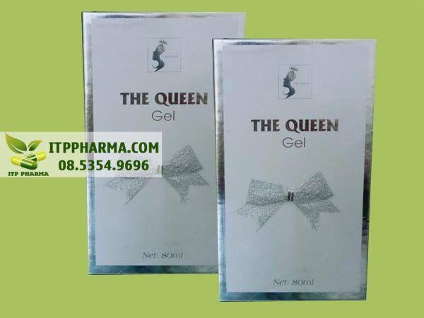 Gel bôi trơn The Queen
