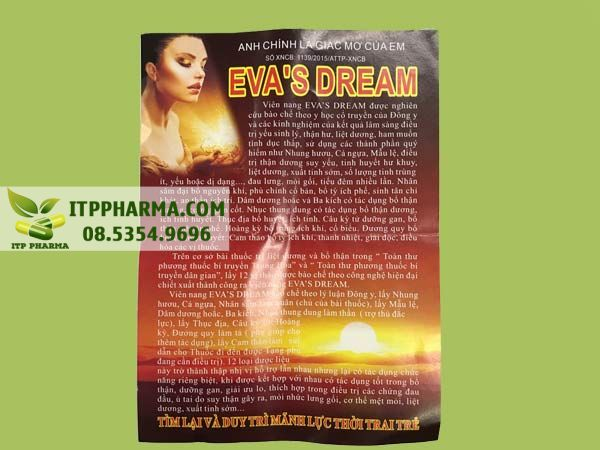 Bổ Thận Eva's Dream