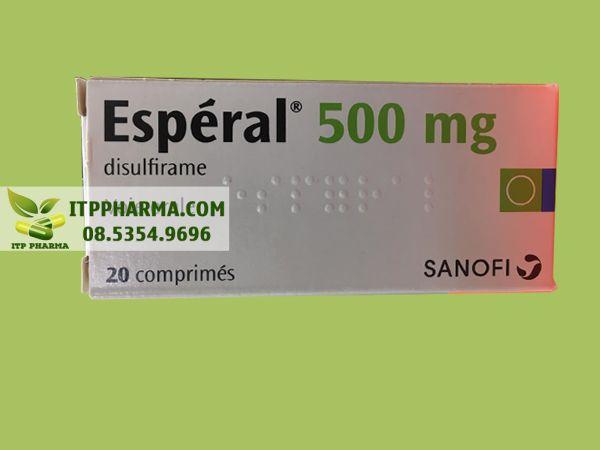 Thuốc Esperal 500mg