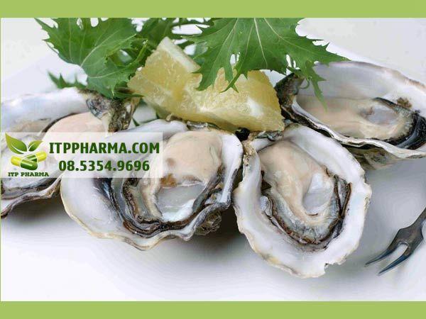 tinh chất hàu Oyster Extract Swanson