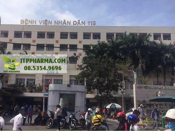 Khoa nam khoa bệnh viện nhân dân 115