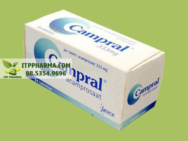 Thuốc Campral