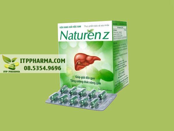 Giải độc gan Naturen Z