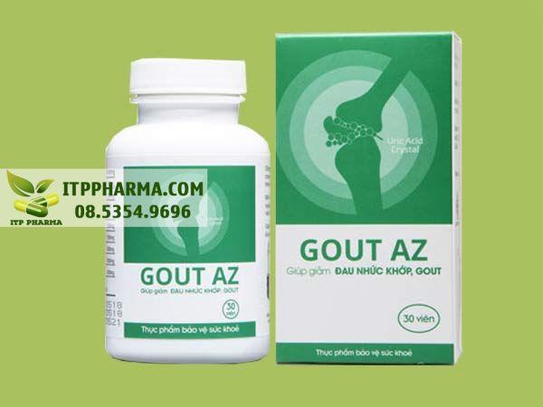 Gout AZ