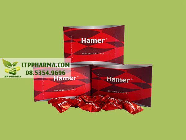 Kẹo sâm Hammer
