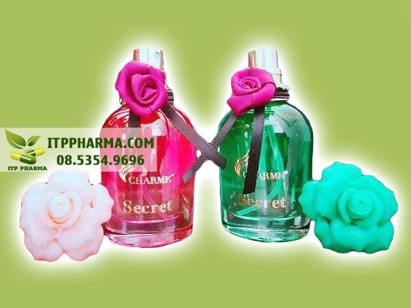 Nước hoa vùng kín Charme Secret