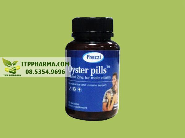 Oyster Pills Frezzi