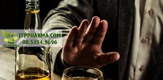 Thuốc cai rượu an toàn và tốt nhất hiện nay