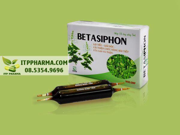 Thuốc giải độc gan Betasiphon