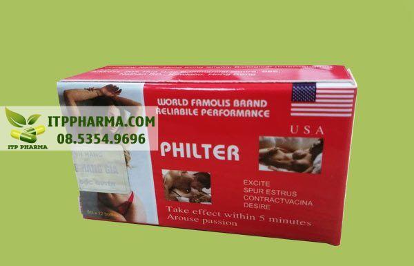 Thuốc kích dục Philter