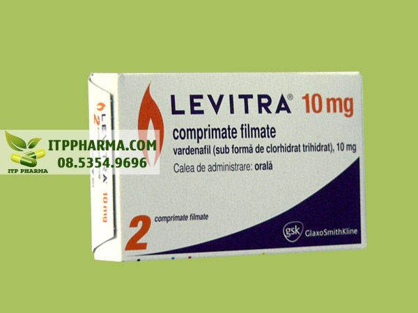 Thuốc Levitra