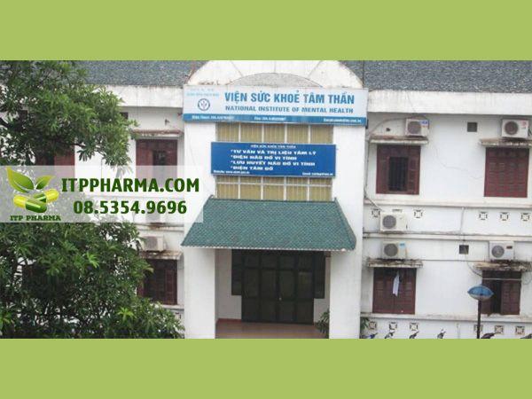Trung tâm Cai nghiện rượu Bạch Mai