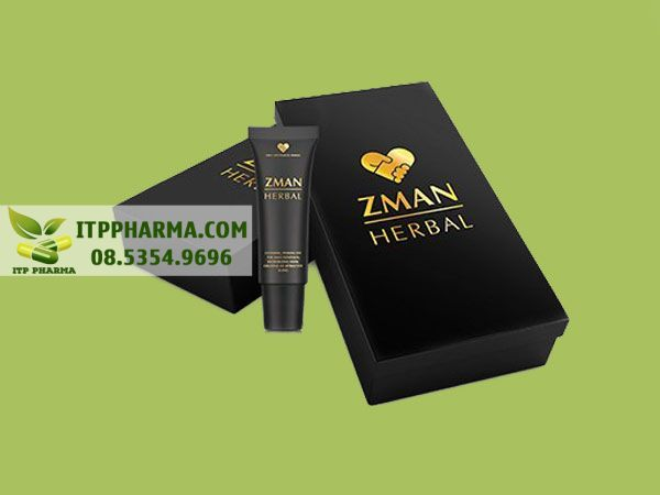 ZMan Herbal Gel