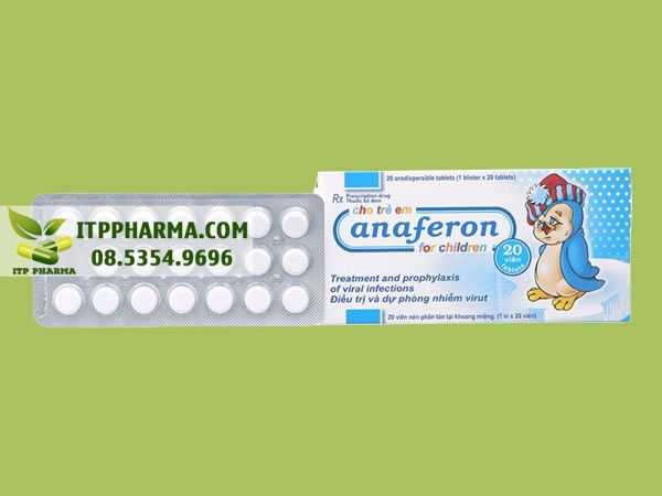 Anaferon for Children