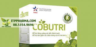 Hình ảnh hộp sản phẩm Cobutri
