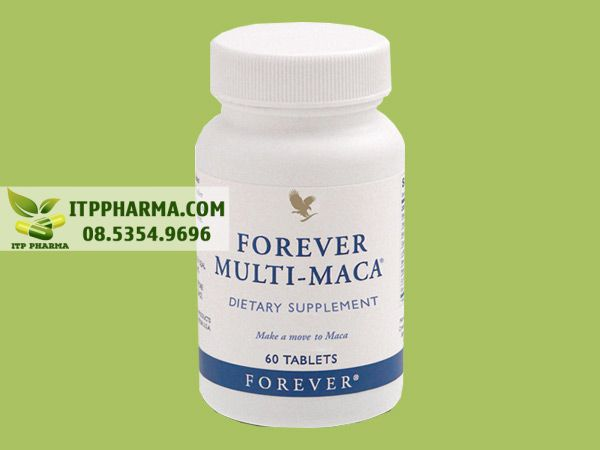 Hình ảnh lọ sản phẩm Forever Multi Maca