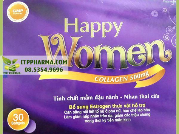 Happy Women giúp đẩy lùi các triệu chứng của tiền mãn kinh