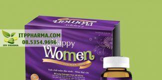 Happy Women - sản phẩm níu giữ tuổi thanh xuân