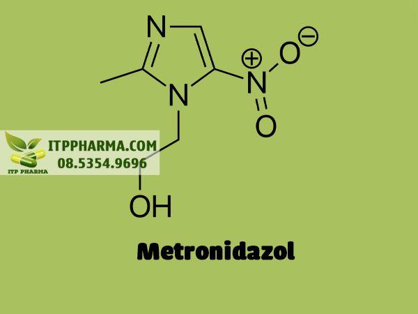 Thuốc Agimycob Metronidazol