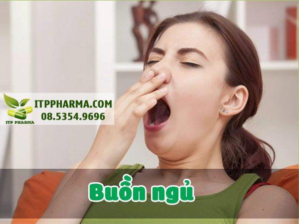 Dấu hiệu mang thai buồn ngủ