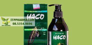 Mọc tóc Haco