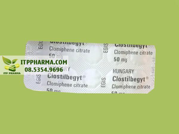 Thuốc Clostilbegyt50mg