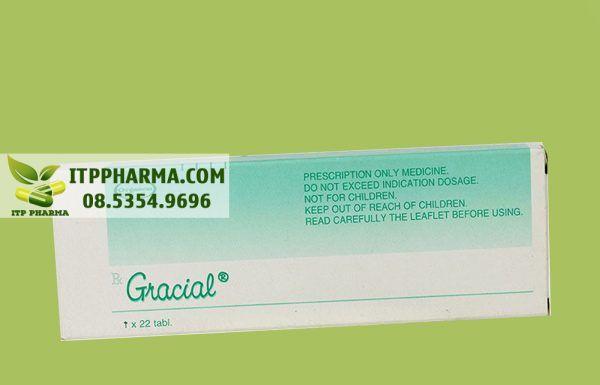 Thuốc Gracial