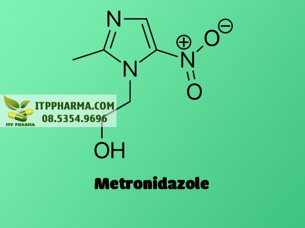 Công thức Metronidazol thành phần của thuốc Sadetabs