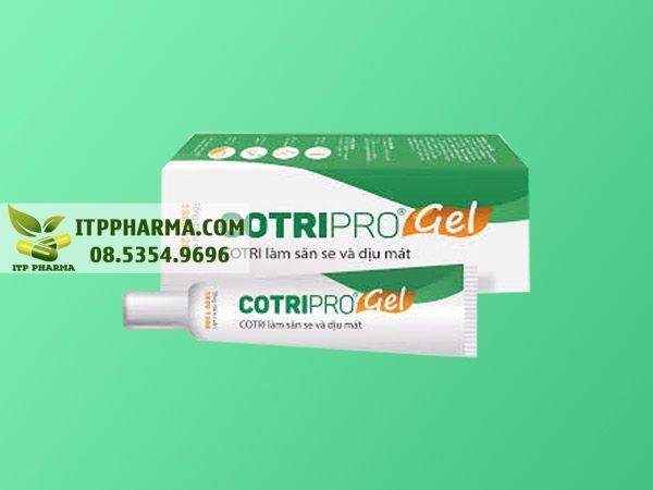 Thuốc điều trị bệnh trĩ cotripro Gel