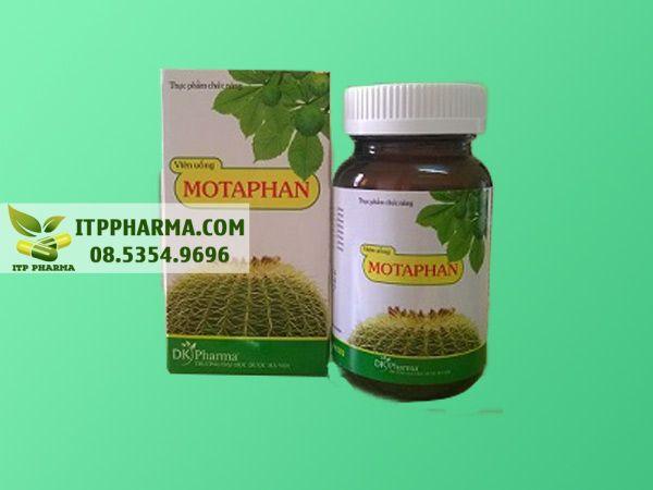 Thuốc điều trị bệnh trĩ Motaphan