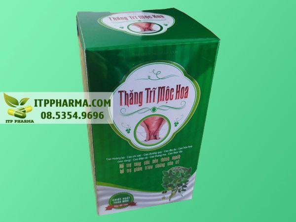 Thuốc điều trị bệnh trĩ Thăng Trĩ Mộc Hoa