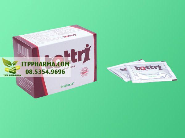 Thuốc điều trị bệnh trĩ Tottri