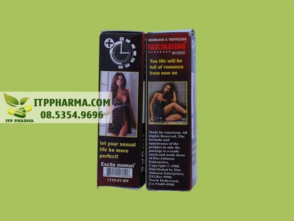 Thuốc kích dục nữ Fascinating Woman
