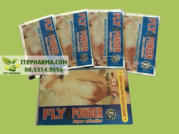 Thuốc kích dục nữ Fly Powder