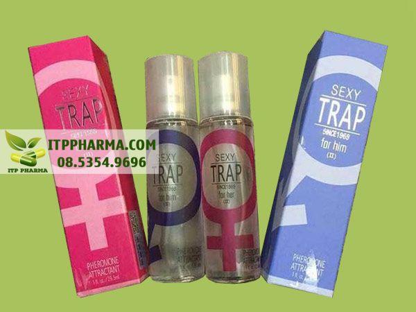 Thuốc kích dục nữ dạng xịt Sexy Trap
