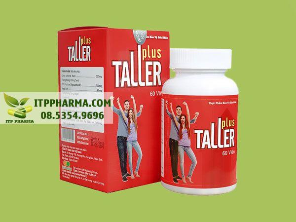 Thuốc tăng chiều cao Taller Plus