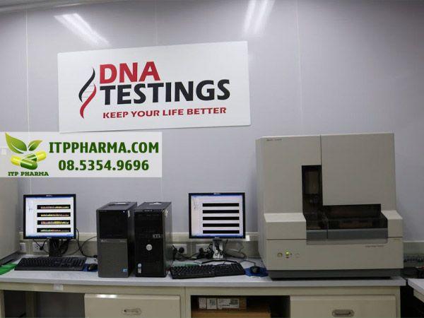 Trung tâm DNA Testings
