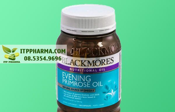 Blackmores Evening Primrose Oil dành cho phụ nữ