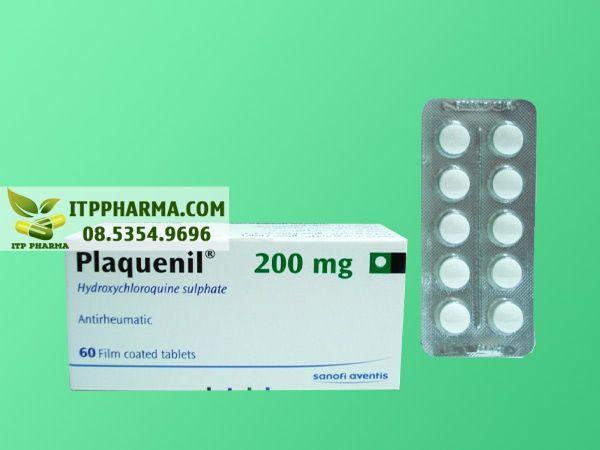 Plaquenil Hydroxychloroquine đang được thử nghiệm lâm sàng trong điều trị Covid-19