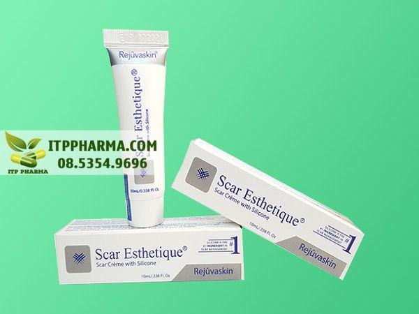 Hình ảnh Scar Esthetique giúp trị sẹo hiệu quả