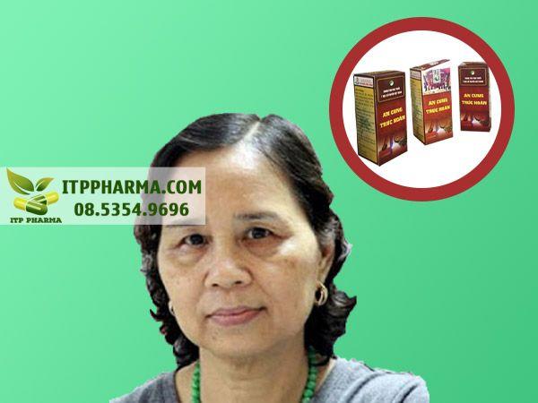 Lương y Nguyễn Quý Thanh với sản phẩm An Cung Trúc Hoàn