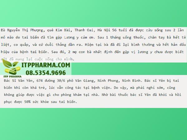 Một số câu chuyện về người sử dụng An Cung Trúc Hoàn được chia sẻ trên báo Việt Nam