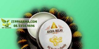 Thuốc điều trị trĩ: Cao Ayofa Relax