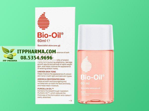 Hình ảnh Bio Oil dạng 60ml