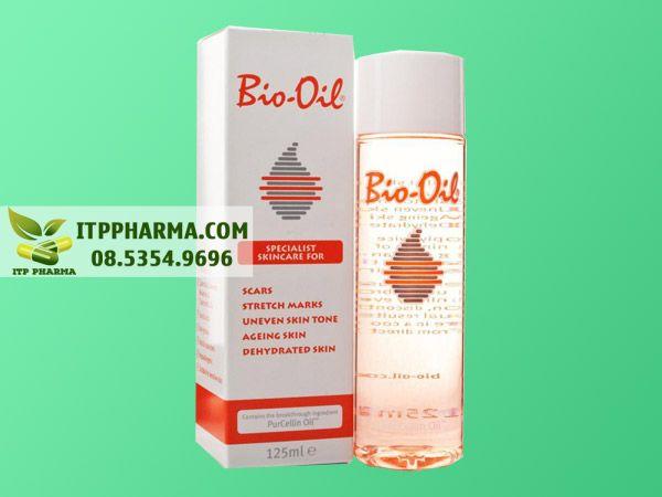 Hình ảnh Bio Oil mặt trước