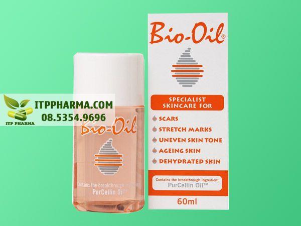 Hình ảnh Bio Oil giúp ngăn ngừa rạn da
